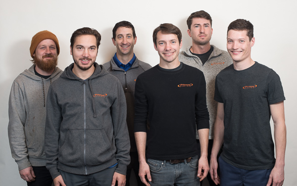 Dynamo's team of electricians