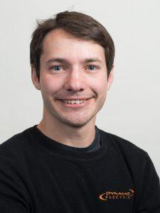 Kevin Pruett, Electrician