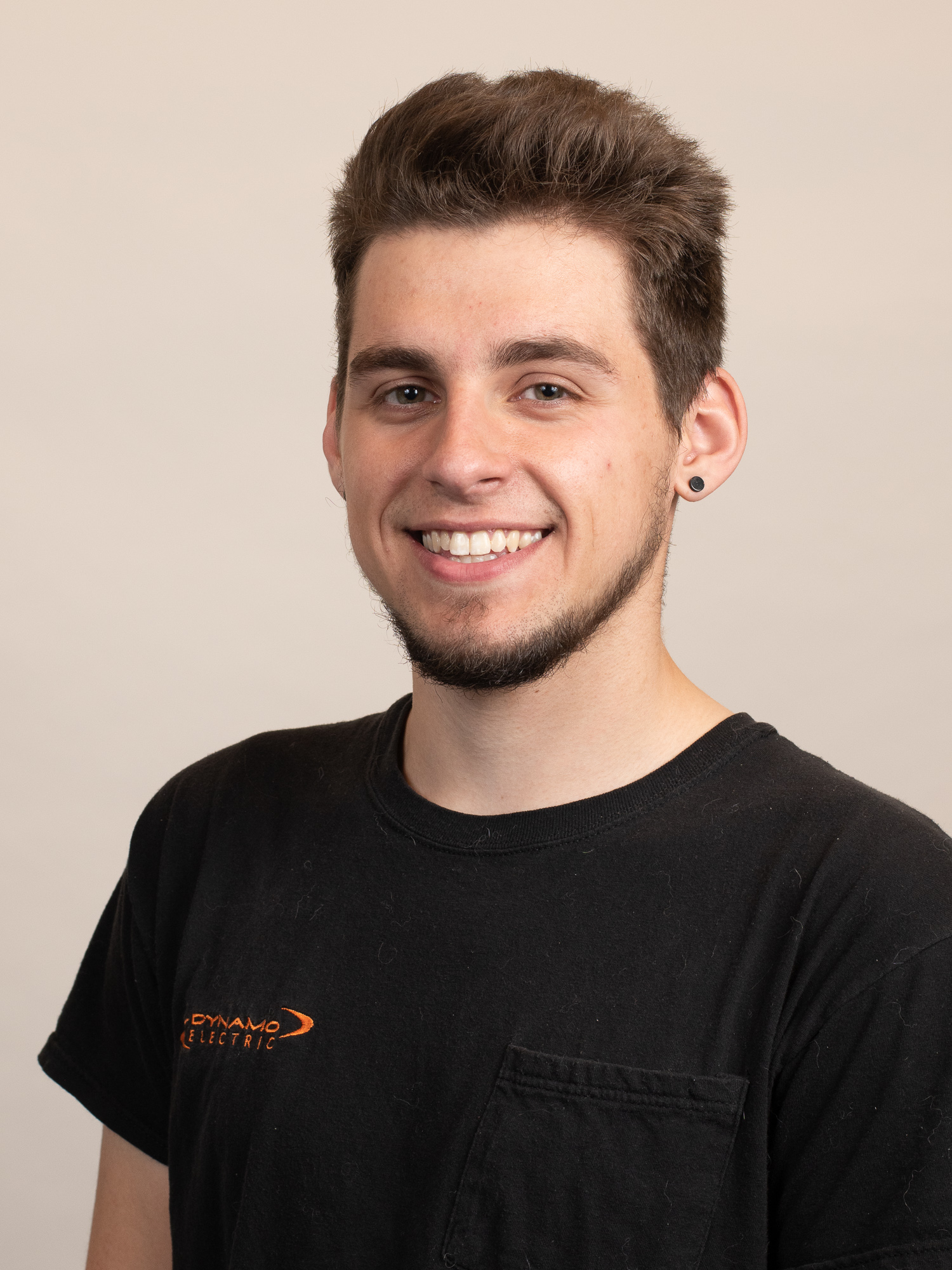 Our Team: Dave, Electrician
