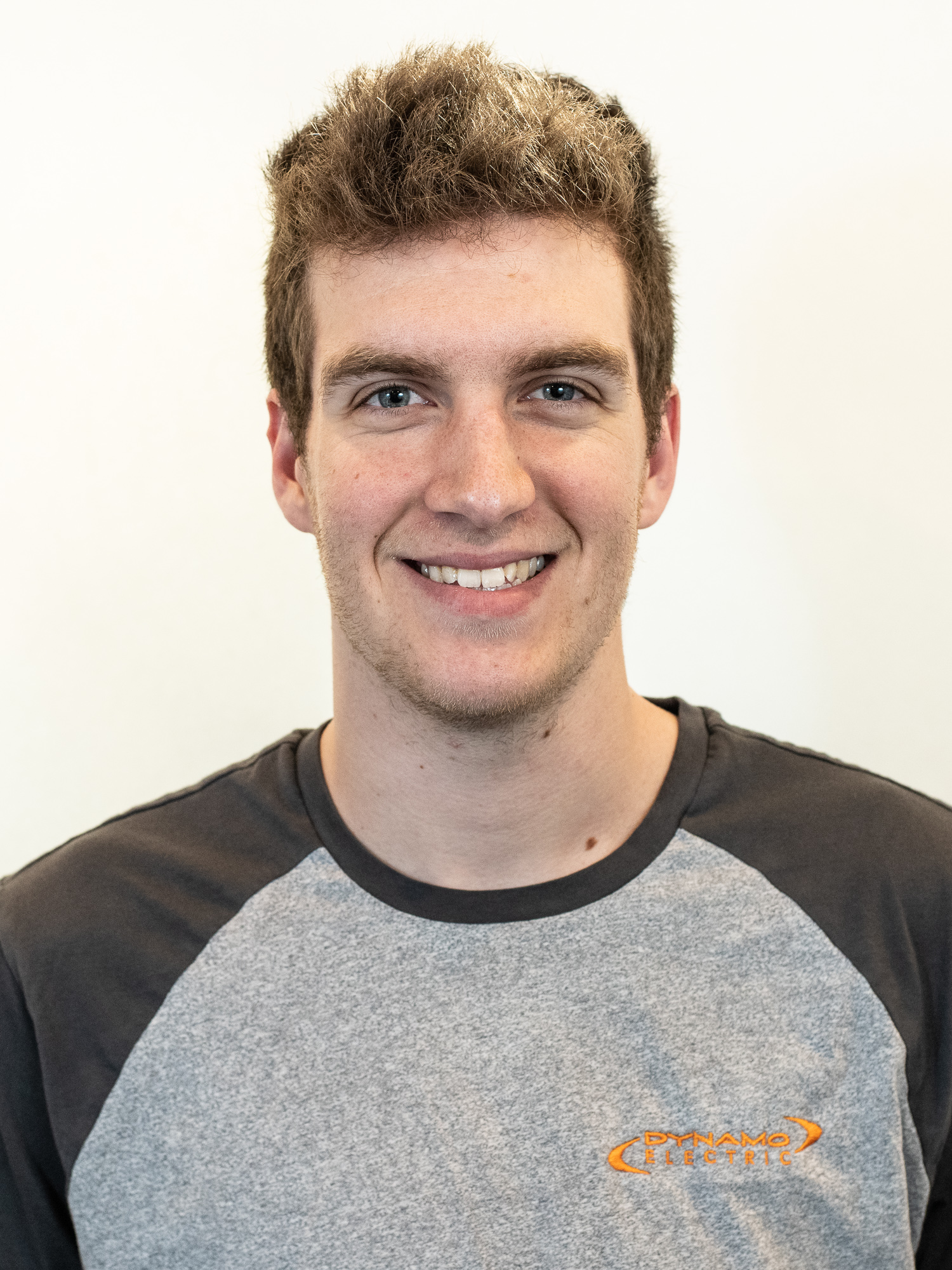Our Team: Sean, Electrician